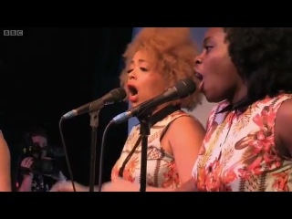 Paloma Faith Rudimental Feel The Love BBC Radio 1 Live Lounge 2012